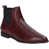 Schuhe Damen Low Boots Bueno Shoes 9P0708 Rot