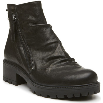Schuhe Damen Low Boots IgI&CO 4170800 Schwarz