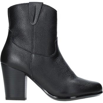 Schuhe Damen Low Boots The Flexx E8012_02 Schwarz