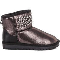 Schuhe Damen Low Boots Gold&gold B19 GJ213 Schwarz