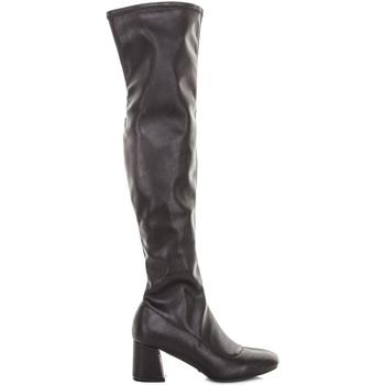 Schuhe Damen Low Boots Gold&gold B19 GY90 Schwarz
