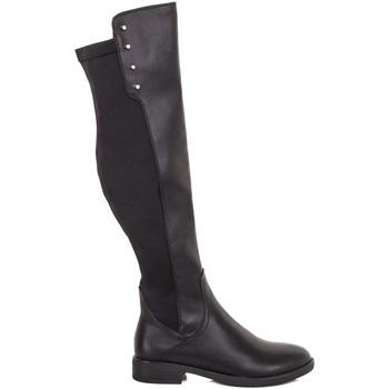 Schuhe Damen Low Boots Gold&gold B19 GU28 Schwarz