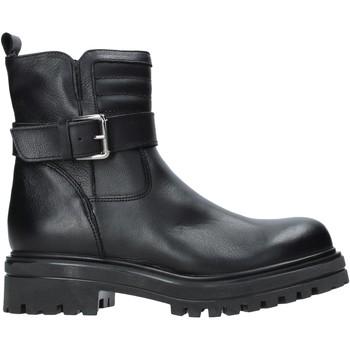 Schuhe Damen Boots Pregunta IAL24420BT Schwarz