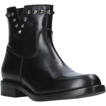 Schuhe Damen Boots Pregunta IBO4023-BV Schwarz