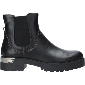 Schuhe Damen Boots Gattinoni PINJN0903W Schwarz