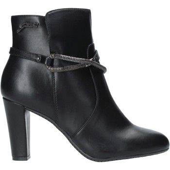 Schuhe Damen Ankle Boots Gattinoni PINKA0923W Schwarz