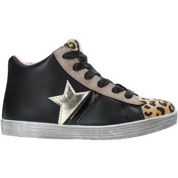 Schuhe Kinder Sneaker High Miss Sixty W19-SMS649 Schwarz