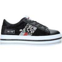 Schuhe Kinder Sneaker Low Sweet Years W19-SSK313 Schwarz