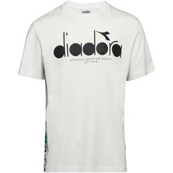 Kleidung Herren T-Shirts Diadora 502176630 Beige