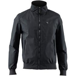 Kleidung Herren Jacken Lumberjack CM79624 001 404 Schwarz
