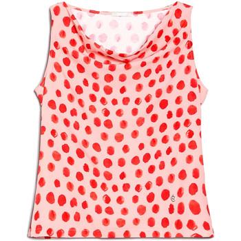 Kleidung Damen Tops / Blusen NeroGiardini E062810D Rosa