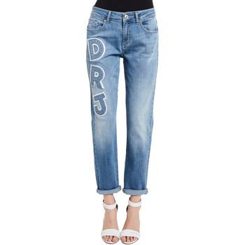 Kleidung Damen Jeans Denny Rose 011ND26013 Blau