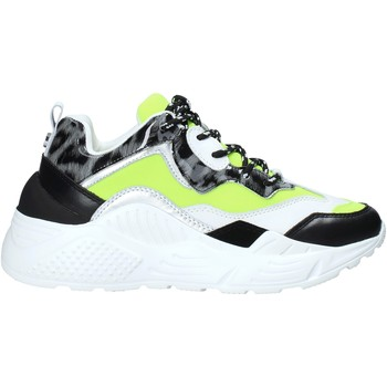 Schuhe Damen Sneaker Steve Madden SMPANTONIA-NYEL Gelb