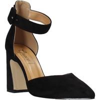 Schuhe Damen Pumps Grace Shoes 962G002 Schwarz