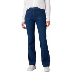 Kleidung Damen Jeans Wrangler W233JN69F Blau