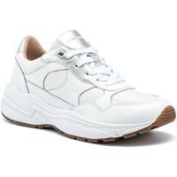 Schuhe Damen Sneaker Low Lumberjack SW78911 002 M08 Weiß