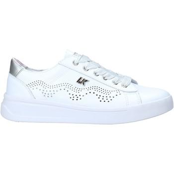 Schuhe Damen Sneaker Low Lumberjack SW30005 010 B08 Weiß