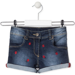 Kleidung Kinder Shorts / Bermudas Losan 016-6010AL Blau