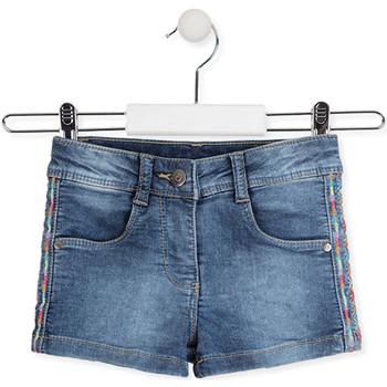 Kleidung Kinder Shorts / Bermudas Losan 016-6022AL Blau