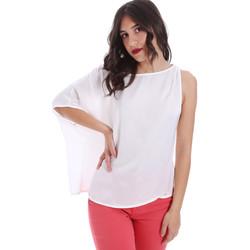 Kleidung Damen Tops / Blusen Gaudi 011FD45057 Weiß