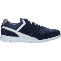 Schuhe Herren Sneaker Low Impronte IM01000A Blau