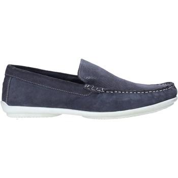 Schuhe Herren Slipper Impronte IM01060A Blau