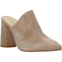 Schuhe Damen Pantoletten / Clogs IgI&CO 5187811 Beige