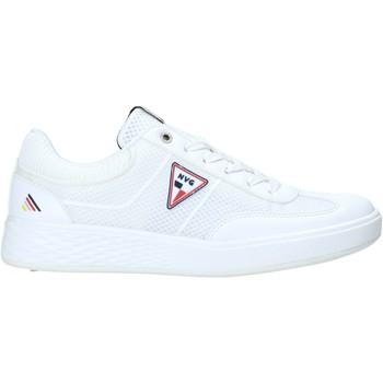 Schuhe Herren Sneaker Low Navigare NAM018030 Weiß
