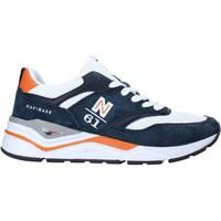 Schuhe Herren Sneaker Low Navigare NAM015260 Blau