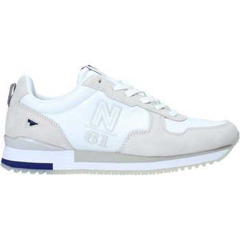 Schuhe Herren Sneaker Low Navigare NAM013532 Weiß