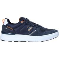 Schuhe Herren Sneaker Low Navigare NAM018307 Blau