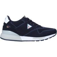 Schuhe Herren Sneaker Low Navigare NAM013607 Blau