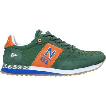 Schuhe Herren Sneaker Low Navigare NAM013550 Grün