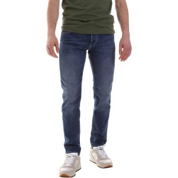Kleidung Herren Straight Leg Jeans Sseinse PJE622SS Blau