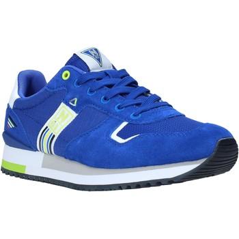 Schuhe Herren Sneaker Low Navigare NAM013512 Blau