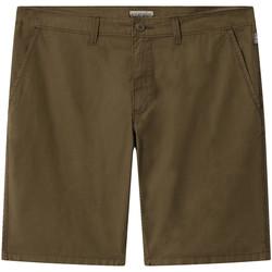 Kleidung Herren Shorts / Bermudas Napapijri NP0A4E1L Grün