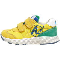 Schuhe Kinder Sneaker Low Naturino 2014904 01 Gelb