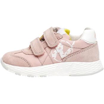 Schuhe Kinder Sneaker Low Naturino 2014904 01 Rosa