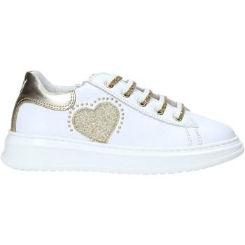 Schuhe Kinder Sneaker Low Naturino 2014788 01 Weiß