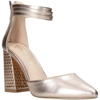 Schuhe Damen Pumps Gold&gold A20 GD218 Rosa
