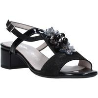 Schuhe Damen Sandalen / Sandaletten Comart 083308 Schwarz