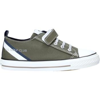 Schuhe Kinder Sneaker Low U.s. Golf S20-SUK608 Grün