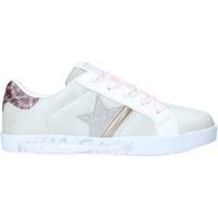 Schuhe Mädchen Sneaker Low Miss Sixty S20-SMS724 Gold