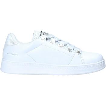 Schuhe Kinder Sneaker Low Miss Sixty S20-SMS727 Weiß
