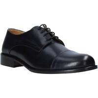 Schuhe Herren Derby-Schuhe Exton 6013 Schwarz