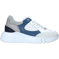 Schuhe Herren Sneaker Low Exton 794 Weiß