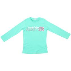 Kleidung Kinder Langarmshirts Melby 70C5615 Grün