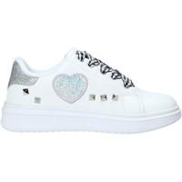 Schuhe Kinder Sneaker Low Joli JS0068S Weiß
