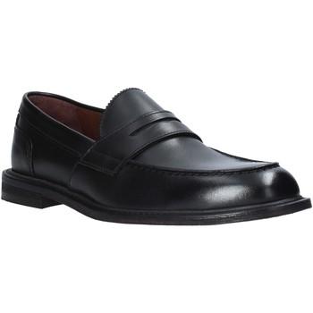 Schuhe Herren Slipper Marco Ferretti 860003MF Schwarz