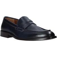 Schuhe Herren Slipper Marco Ferretti 161432MF Blau